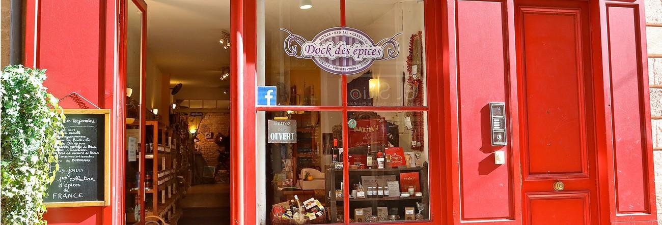 magasin à Bordeaux